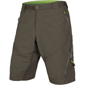 Endura Hummvee II Shorts Men, khaki